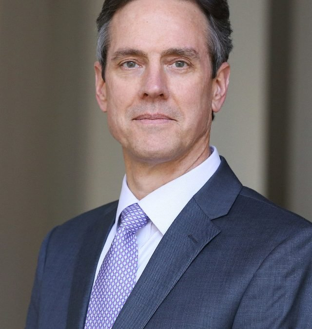 Sean Callahan, President and CEO of Catholic Relief Services, Joins Denver Frederick