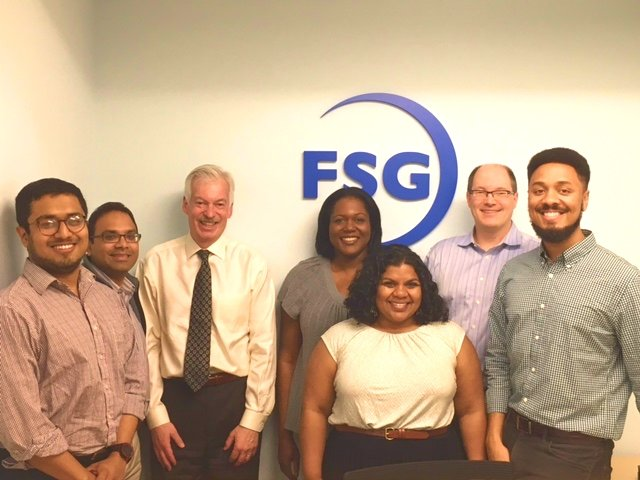 The Business of Giving Visits the Offices of FSG