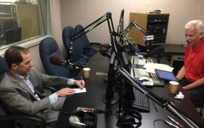 """""""Take Five"""" with Max Stier, President and CEO of the Partnership for Public Service"""