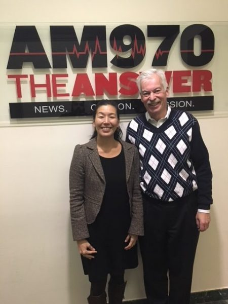 """""""Take Five"""" with Ai-jen Poo, Executive Director of the National Domestic Workers Alliance"""