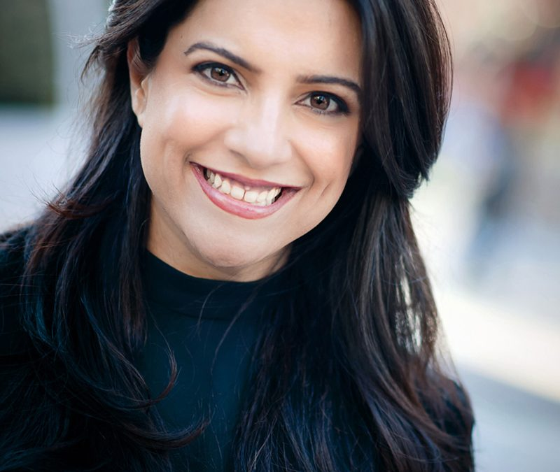 Reshma Saujani, Founder and CEO of Girls Who Code, Joins Denver Frederick
