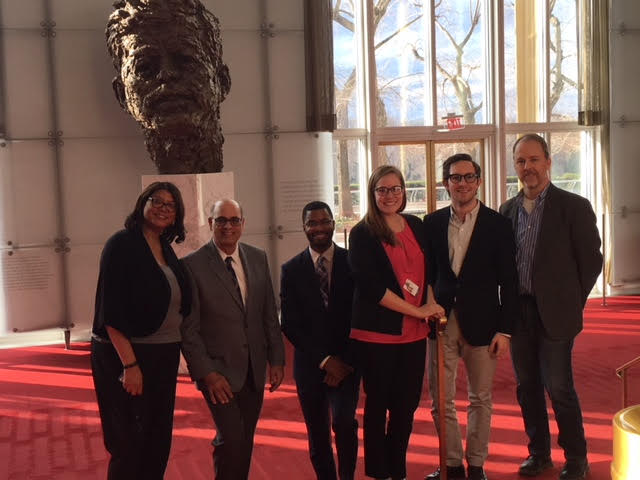 The Business of Giving Visits the Offices of the Kennedy Center for the Performing Arts