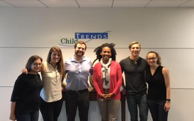 The Business of Giving Visits the Offices of Child Trends