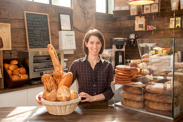 """Take Five"" with Jessamyn Rodriguez, the Founder and CEO of Hot Bread Kitchen"