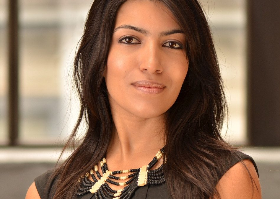 Leila Janah, Founder and CEO of Samasource, Joins Denver Frederick