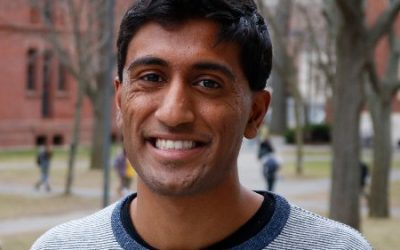 Rohan Pavuluri, Co-Founder and CEO of Upsolve, Joins Denver Frederick