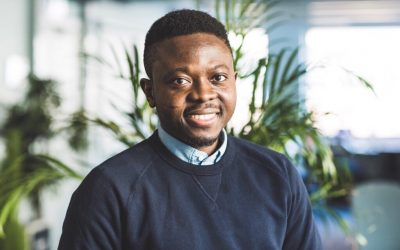 Adebayo Alonge, Founder and CEO of RxAll, Joins Denver Frederick