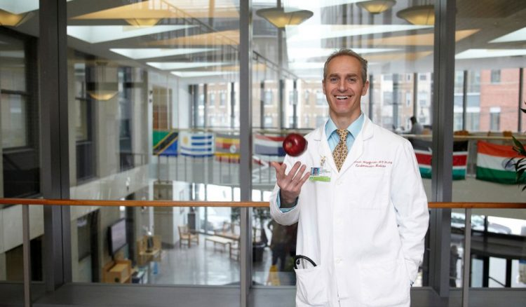 Dr. Dariush Mozaffarian, Dean of the Friedman School of Nutrition Science and Policy at Tufts University,  joins Denver Frederick