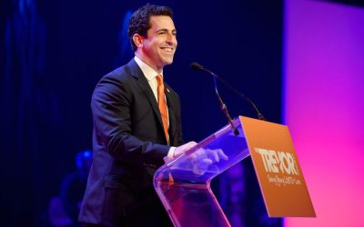 Amit Paley, CEO and Executive Director of The Trevor Project, Joins Denver Frederick