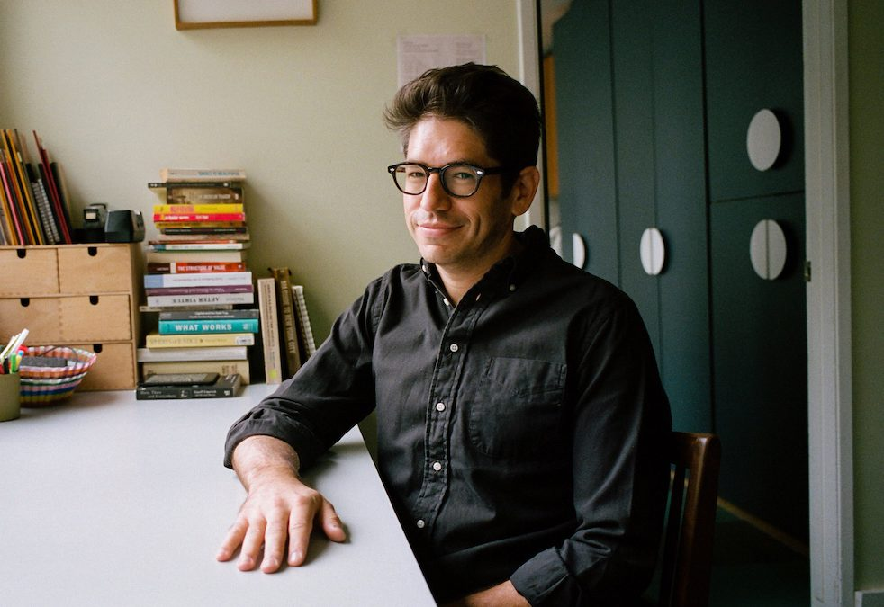 Yancey Strickler, Co-Founder and Former CEO of Kickstarter, Author of This Could Be Our Future: A Manifesto for A More Generous World, Joins Denver Frederick