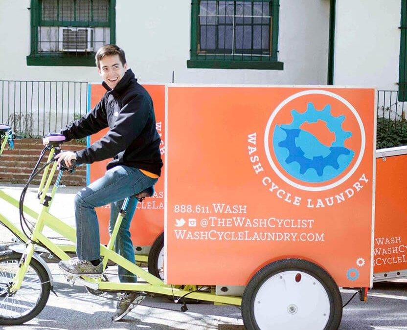Gabriel Mandujano, Founder and CEO of Wash Cycle Laundry, Joins Denver Frederick