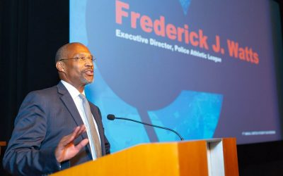 Fred Watts, Executive Director of Police Athletic League of New York, Joins Denver Frederick